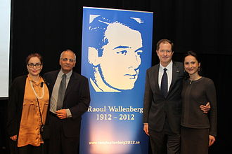 "Raoul Wallenberg - On 26 July 2012, Wallenberg was posthumously awarded a Congressional Gold Medal by the United States Congress ""in recognition of his achievements and heroic actions during the Holocaust""."