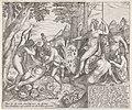 De Waarheid en de Tijd onthullen het broedsel van de paus, ca. 1585, RP-P-1885-A-9285.jpg