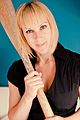 Debra Searle MVO, MBE portrait photo with oar by Hayley Barnard.jpg