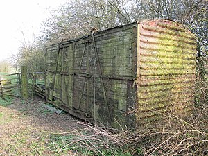 Conflat - Image: Decaying Rolling Stock. geograph.org.uk 386509