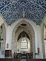 Decorated Ceiling, St. John the Baptist, Axbridge. - panoramio.jpg