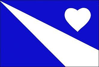 Dědice - Image: Dedice TR CZ flag