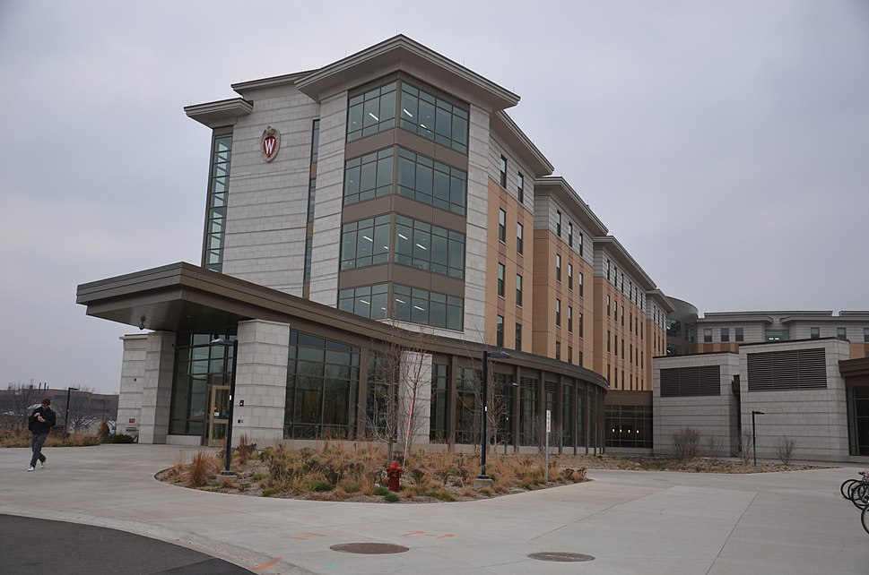 Dejope Hall-front