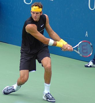 2009 US Open (tennis) - Juan Martín del Potro won his first slam title of his career at the 2009 US Open.