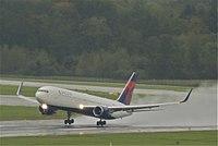 N172DZ - B763 - Delta Air Lines