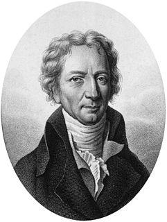 Déodat Gratet de Dolomieu French geologist, volcanologist and mineralogist