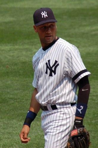 Derek Jeter - Jeter in 2007
