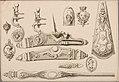 Design of a Flintlock, Side Plate, Butt Plate, and Trigger Guard, unnumbered plate from Nouveaux Desseins d'Arquebuserie Inventez et Gravez par Le Sr. Gillot MET LC-2016 403 8-001.jpg
