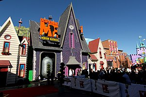 Despicable Me Minion Mayhem - Despicable Me Minion Mayhem at Universal Studios Hollywood