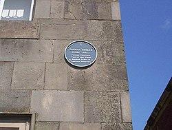 Photo of Blue plaque № 41638