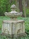 foto van Tuinvazen en Piedestal