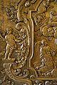 Detall de la porta de la capella del Salvador, catedral de Sogorb.JPG