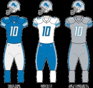 Detroit Lions National Football League franchise in Detroit, Michigan