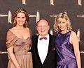 Deutscher Fernsehpreis 2012 - Susann Uplegger - Hans-Joachim Heist - Gesine Cukrowski.jpg