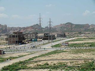 B-17, Islamabad Sector in Capital Territory, Pakistan