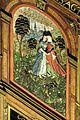 Die Kanzel aus dem Jahr 1581 mit einem fantastischen Bildprogramm. Maria und Elisabeth.jpg