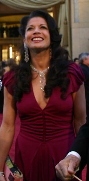 Dina Eastwood - Eastwood at the Academy Awards in 2007