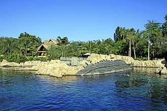 Discovery Cove - Image: Disccove Lagoon