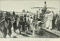 Distribución de regalos a los tuareg en Bouré 1896.jpg