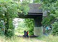 Disused railway bridge - geograph.org.uk - 14328.jpg