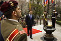 Dmitry Medvedev in Spain 2 March 2009-3.jpg