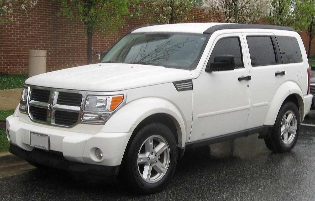 Dodge nitro wikipedia sciox Image collections