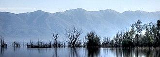 Doiran Lake - Landscape