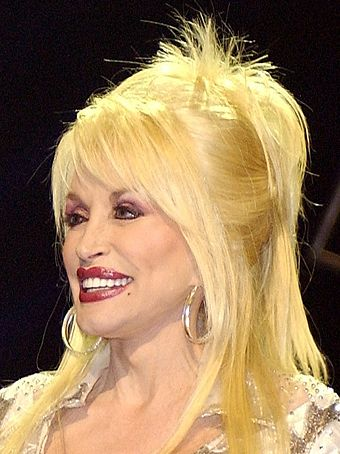 2001 award winner Dolly Parton Dolly Parton in Nashville cropped.jpg