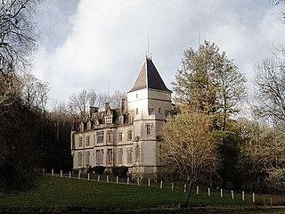 Château de Domecy-sur-le-Vault