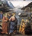 Domenico ghirlandaio, chiamata degli apostoli 05.jpg