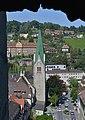 Domplatz 2 Feldkirch von der Schattenburg.JPG