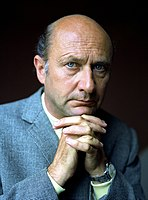 Donald PleasenceSee original jpg here Thanks to User:Allan warren for answering my request.