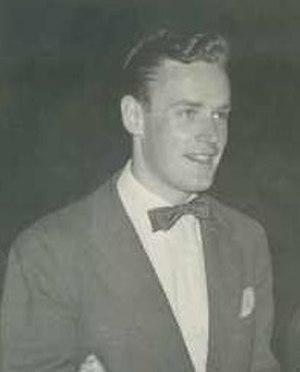 Donald Symington - Symington in 1950