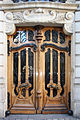 Door, rue de Grenelle, Paris 2012.jpg
