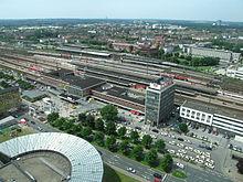 Dortmund Hauptbahnhof Wikipedia