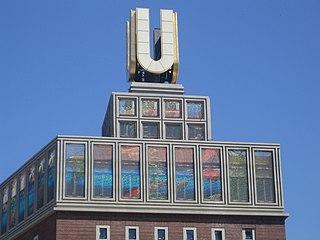 Dortmund U-Tower Former brewery building in Dortmund, Germany