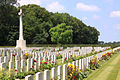 Dozinghem Military Cemetery - Cross of Sacrifice.jpg