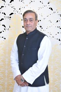 Sanjaya Sinh Indian politician