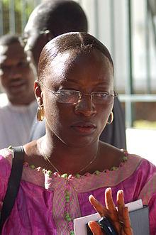 Safiatou Thiam - Wikipedia