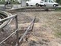 Drehscheibe aus dem Jahr 1874 in Renovierung, 24.04.2015. - panoramio.jpg