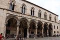 Dubrovnik, palazzo del rettore, portico di michelozzo, 1465, 01.JPG