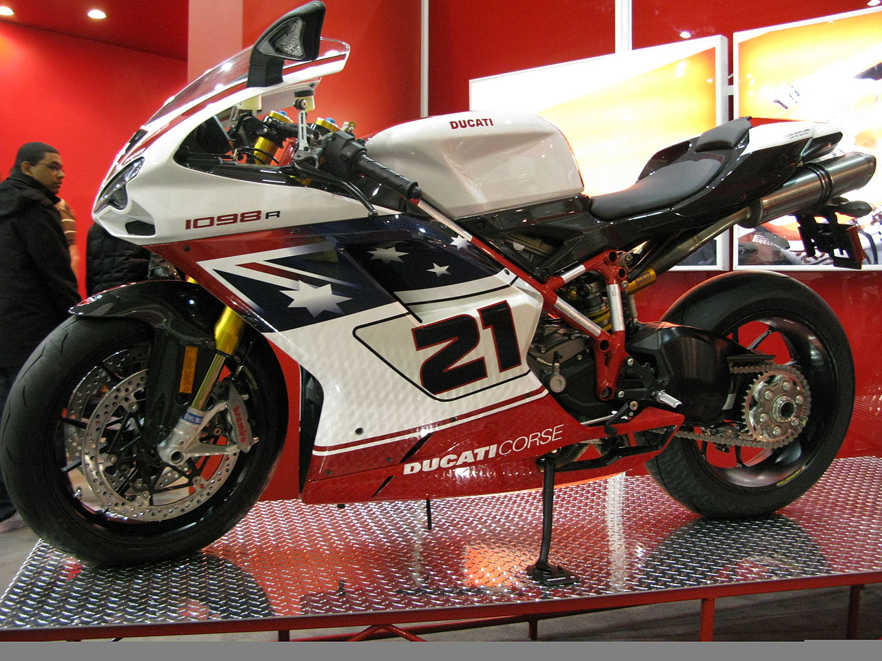 Ducati R Bayliss Limited Edition For Sale