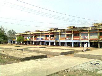 Dugda - Old market