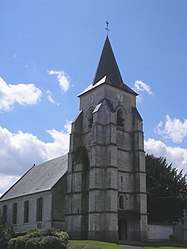 Duisans France Eglise.jpg