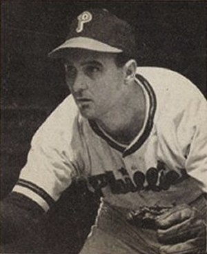 Dutch Leonard (right-handed pitcher) - Image: Dutch Leonard 1948