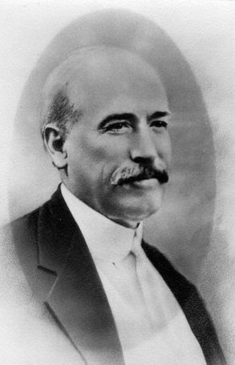 Assemblies of God USA - E.N. Bell, first General Superintendent of the AG