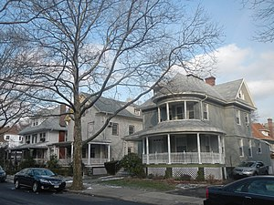 Beverley Squares - East 16th Street, Beverly Square East