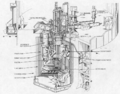 EBR-II - Cross-section drawing.png