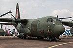EGVA - Lockheed C-130J Hercules - Royal Air Force - ZH877 (28954812687).jpg