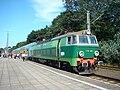 ET22-1022 na stacji w Świnoujściu.JPG